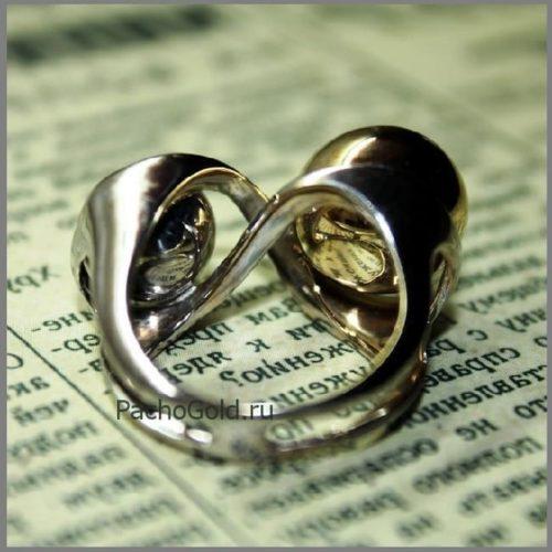 Авторское кольцо Бесконечность