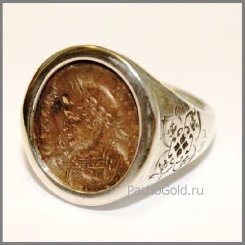 Кольцо Счастливая монета