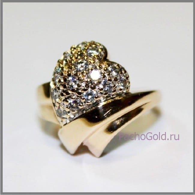 Кольцо для женщин Маркиза на заказ
