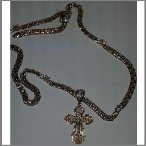 Православный крести из золота на заказ
