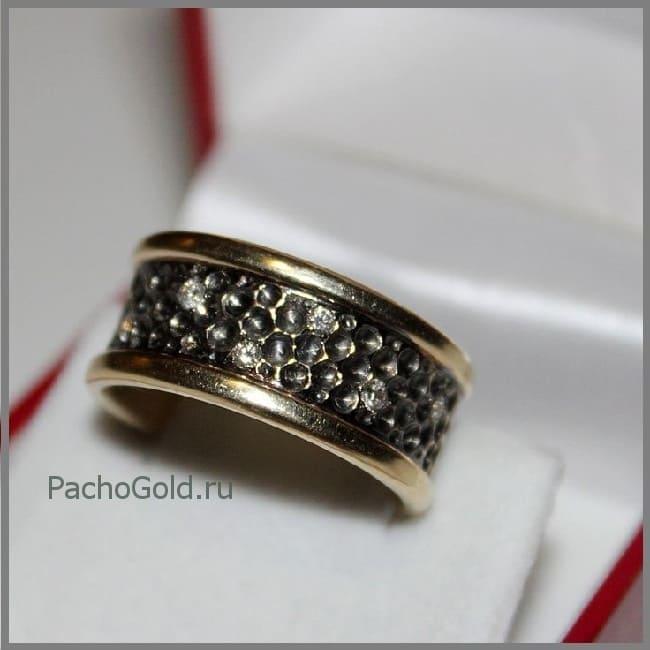 Прямое кольцо Chopard-Dreams