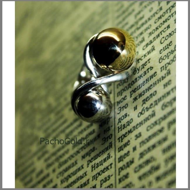 Кольцо для женщины ручной работы Бесконечность