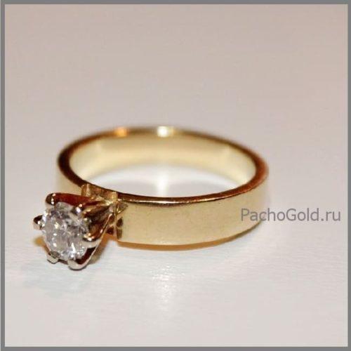Бриллиантовое кольцо Мечта на заказ