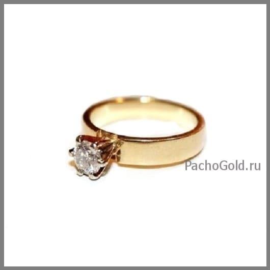 Бриллиантовое кольцо Мечта