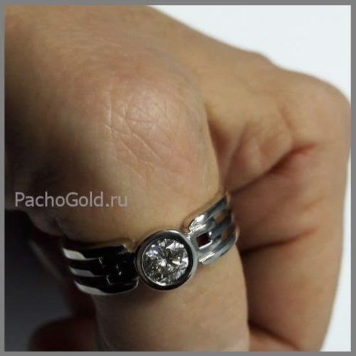 Эксклюзивное кольцо для мужчины по заказу