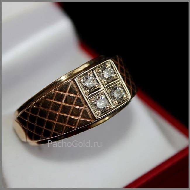Кольцо для мужчины на заказ Властелин