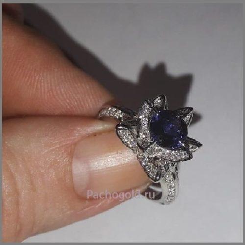 Кольцо для женщины на заказ