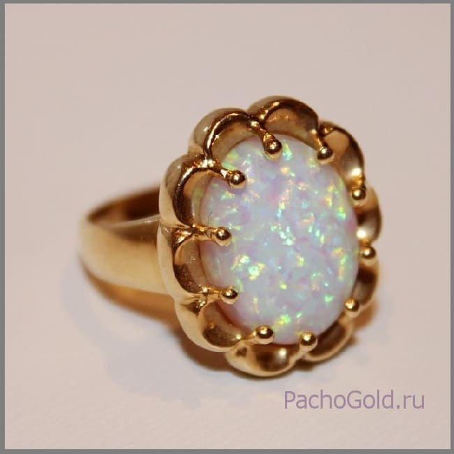 Кольцо для женщины на заказ Небо для Лулу