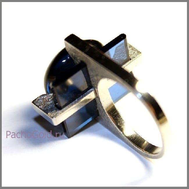 Кольцо необычного дизайна на заказ