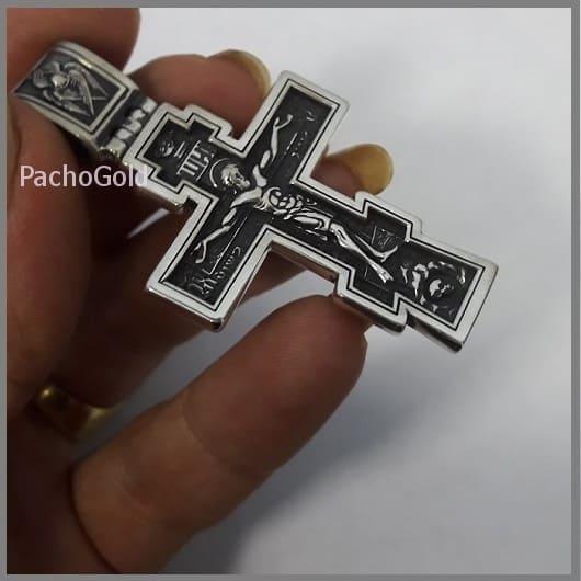 Крест Спаси и сохрани на заказ