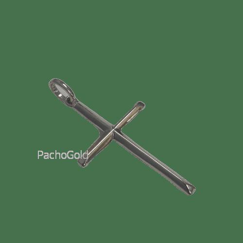 Крест без распятия из золота