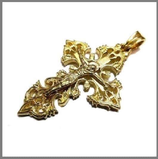 Кресты на заказ из золота и серебра