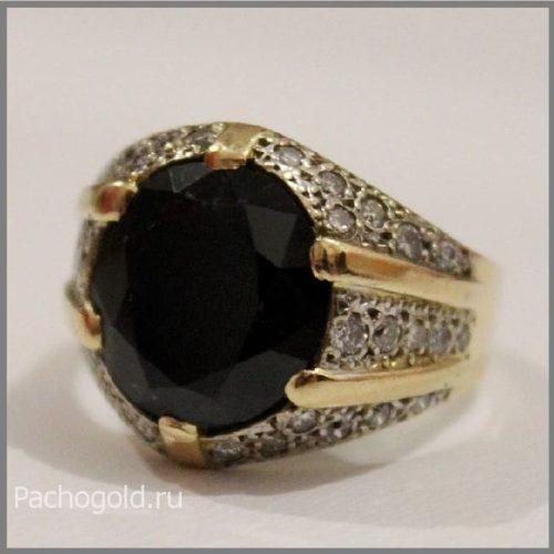 Мужской перстень с камнем Фараон