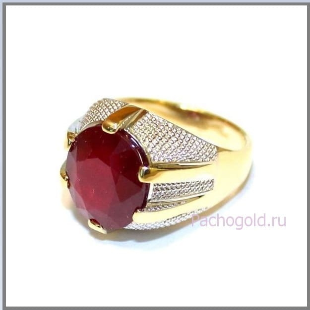 Мужской перстень Faraon на заказ