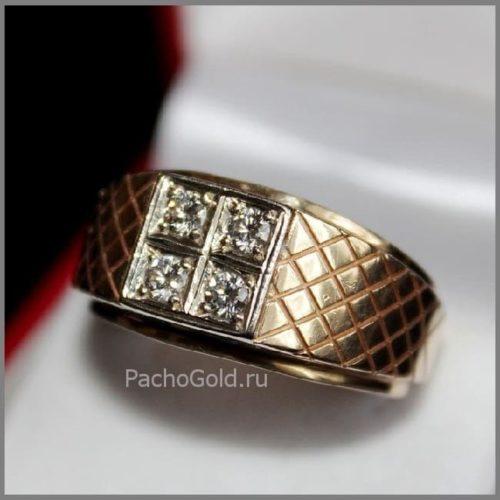 Мужской перстень Властелин
