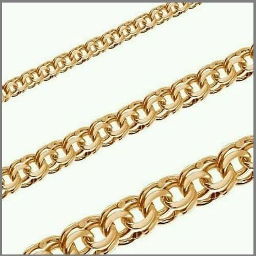 Цепочки на заказ ручной работы из золота и серебра