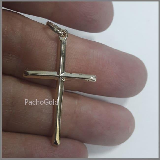 Заказать крестик без распятия ручной работы