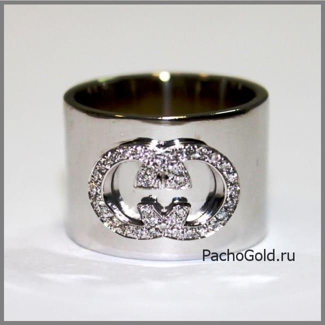Женское кольцо Я люблю Guchchi