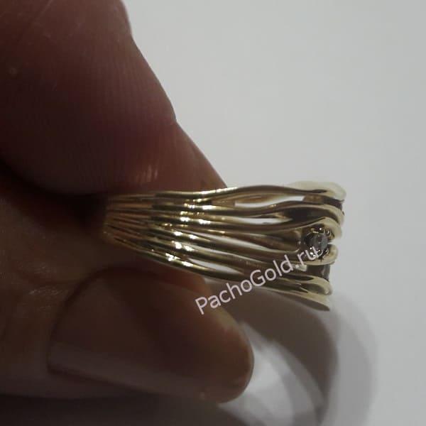 Изготовление золотых ювелирных колец