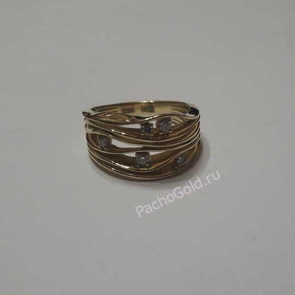 Ювелирное кольцо ручной работы
