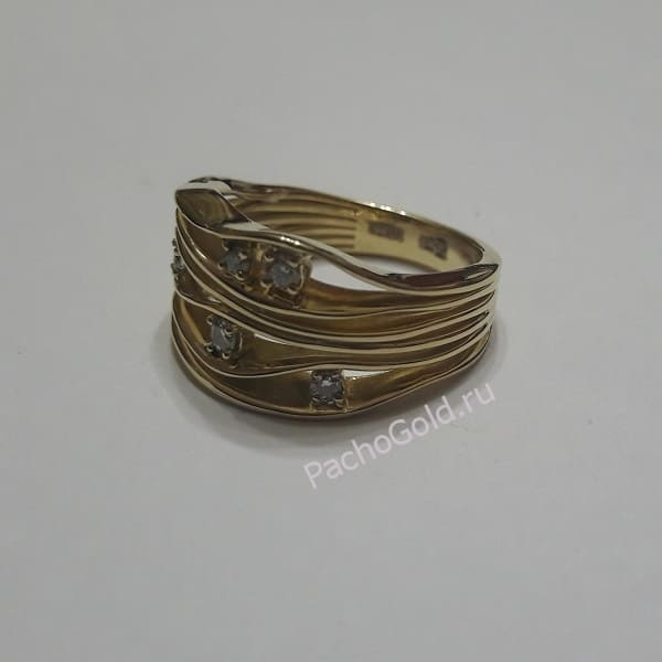 Женское ювелирное кольцо на заказ