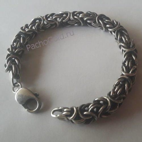 Изготовление браслетов Лисий хвост