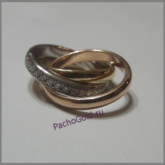 Золотое кольцо Тринити