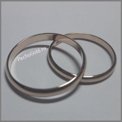 Изготовление классических обручальных колец